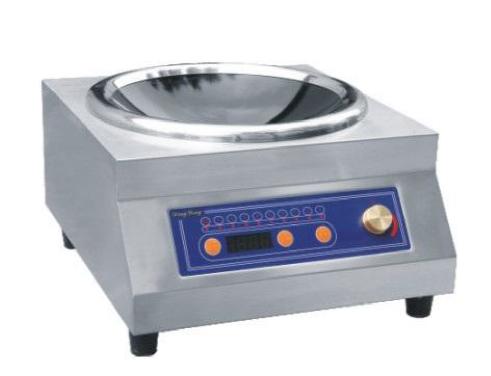 台式电磁小炒炉